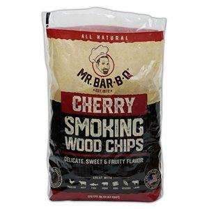 Mr. Bar-B-Q Cherry Wood Smoking Chips
