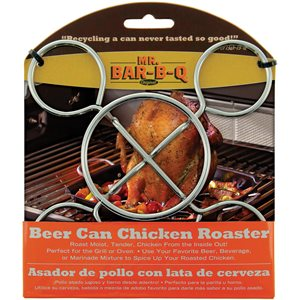 Mr. Bar-B-Q Beer can Chicken Roaster