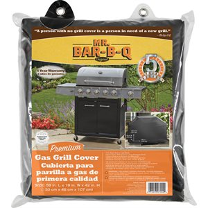 Mr. Bar-B-Q Premium Medium Grill Cover