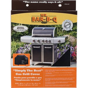 Mr. Bar-B-Q Platinum Prestige Large Grill Cover