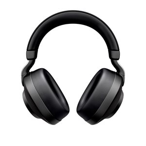 Jabra Elite 85h Wireless Headphone, Titanium Black