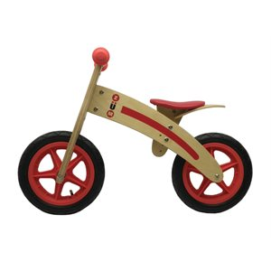 Zum Wooden Balance Bike