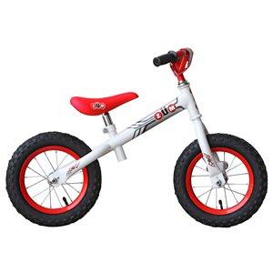 Zum Balance Bike, White / Red