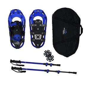 Mountain Tracks Pro Snowshoes Set 42cm