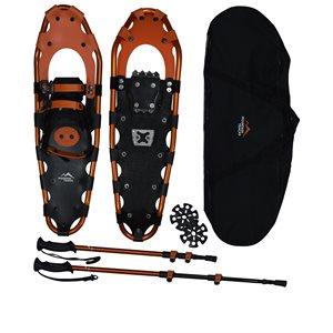 Mountain Tracks Pro Snowshoes Set 72cm