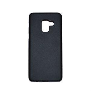 Affinity Gelskin for Samsung A8 (2018) - Solid Black