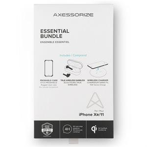 Axessorize Essential Bundle Apple iPhone Xr / 11