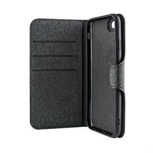 Axessorize LUXFolio Case for Apple iPhone SE2 / 8 / 7, Black