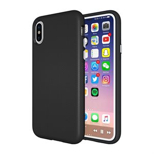 Axessorize PROTech Case for iPhone X / XS, Black