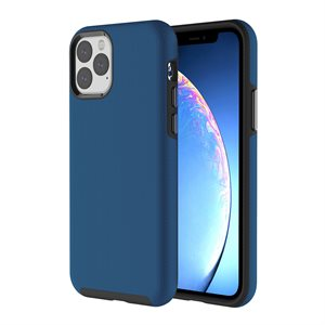 Axessorize PROTech case for iPhone 11 Pro, Cobalt Blue