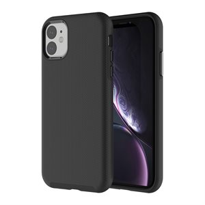 Axessorize PROTech case for iPhone XR / 11, Black