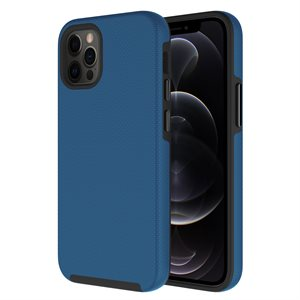 Axessorize PROTech Case for Apple iPhone 12 Pro Max, Blue