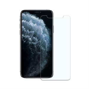 Axessorize Tempered Glass Screen Protector for iPhone X / XS / 11 Pro, Clear