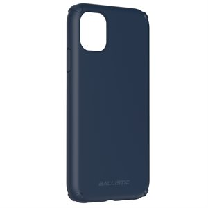 Ballistic Soft Jacket case for iPhone 11, Navy Blue