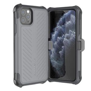 Ballistic Tough Jacket Maxx for iPhone 11 Pro Max, Grey