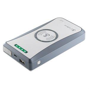 Cobra JumPack Mini Mobile Multipurpose Battery Charger CPP8500 - Silver