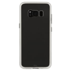 Case-Mate Naked Tough Case for Samsung Galaxy S8, Clear