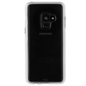 Case-Mate Naked Tough Case for Samsung A8 (2018), Clear