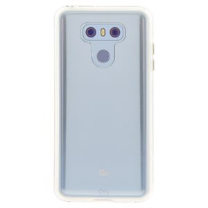 Case-Mate Naked Tough Case for LG G6, Clear / Clear