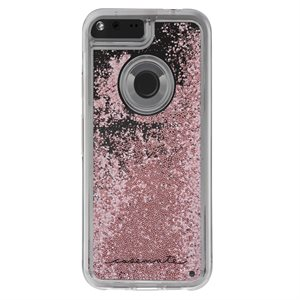 Case-Mate Naked ToughCase for Google Pixel, Rose Gold