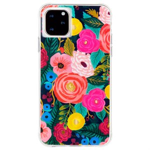 Case-Mate Rifle Paper Case for iPhone 11 Pro Max, Juliet Rose