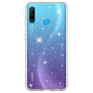 Case-Mate Sheer Crystal Case for Huawei P30 Lite, Clear