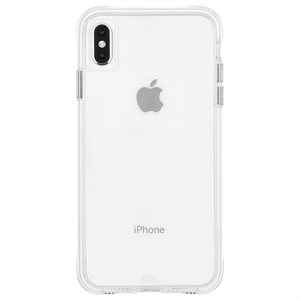 Case-Mate Tough Clear Case for iPhone Xs Max, Clear
