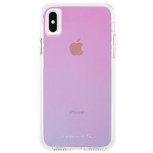 Case-Mate Tough Clear Case for iPhone Xs Max, Iridescent