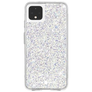 Case-Mate Twinkle Case for Google Pixel 4, Stardust