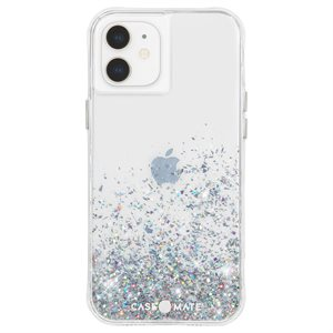 Case-Mate Twinkle Case for iPhone 12 Mini with Micropel - Ombre