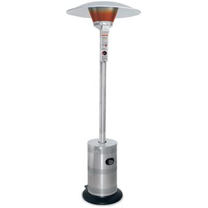 Endless Summer Commercial Outdoor LP Gas Patio Heater