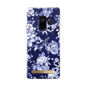 iDeal of Sweden Fashion Case for Samsung Galaxy S9, Sailor Blue Bloom