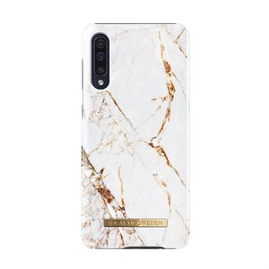 iDeal of Sweden Fashion Case for Samsung Galaxy A50, Carrara Gold Marble