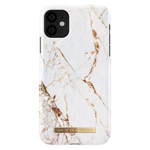 iDeal of Sweden Fashion Case for iPhone 11, Carrerra Gold Marble
