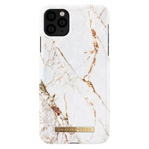 iDeal of Sweden Fashion Case for iPhone 11 Pro Max, Carrara Gold Marble