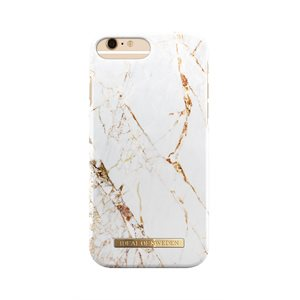 iDeal of Sweden Fashion Case for iPhone 7 Plus / 8 Plus, Cararra Gold Marble