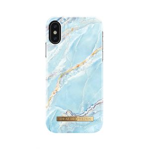 Ideal of Sweden Fashion Case for iPhone X, Island Paradise Marble