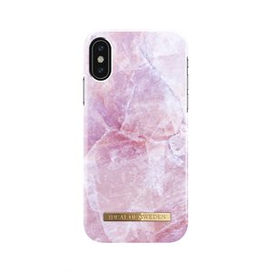 Ideal of Sweden Fashion Case for iPhone X, Pillion Pink Marble