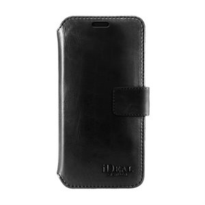 iDeal of Sweden STHLM Wallet Case for Samsung Galaxy S10 Plus, Black