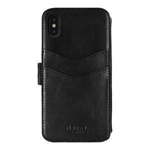 iDeal of Sweden STHLM Wallet Case iPhone Xs Max, Black