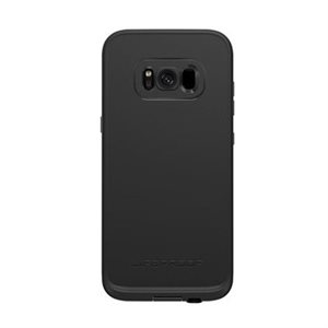 LifeProof FRÉ Case for Samsung Galaxy S8 Plus, Black / Grey