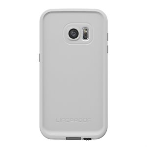 LifeProof FRÉ Case for Samsung Galaxy S7, Avalanche White