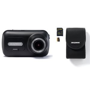 Nextbase Dash Cam 322 Bundle with Go Pack
