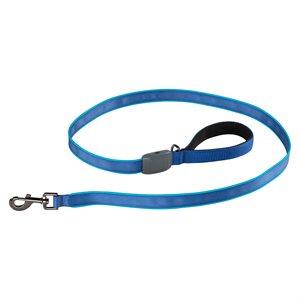 Nite Ize NiteDog Rechargeable LED Leash - Blue