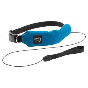 Nite Ize RadDog All-In-One Collar + Leash - Extra-Large - Blue