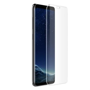 OtterBox Alpha Glass Screen Protector for Samsung Galaxy S8, Clear