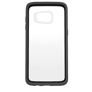 OtterBox Symmetry Clear Case for Samsung Galaxy S7 Edge, Black Crystal