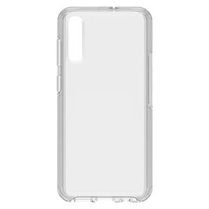 OtterBox Symmetry Case for Samsung A50, Clear