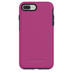 OtterBox Symmetry Case for iPhone 8 Plus / 7 Plus, Mix Berry Jam