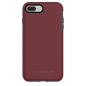 OtterBox Symmetry Case for iPhone 8 Plus / 7 Plus, Fine Port